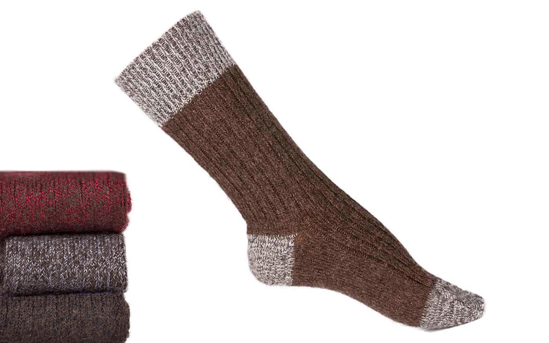 Les chaussettes d'hiver - Missègle